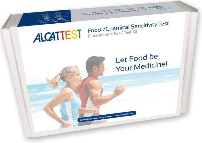 Alcattest Box